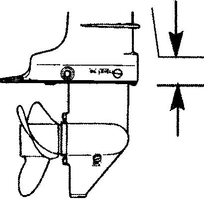 правильная установка лодочного мотора на транце лодки пвх
