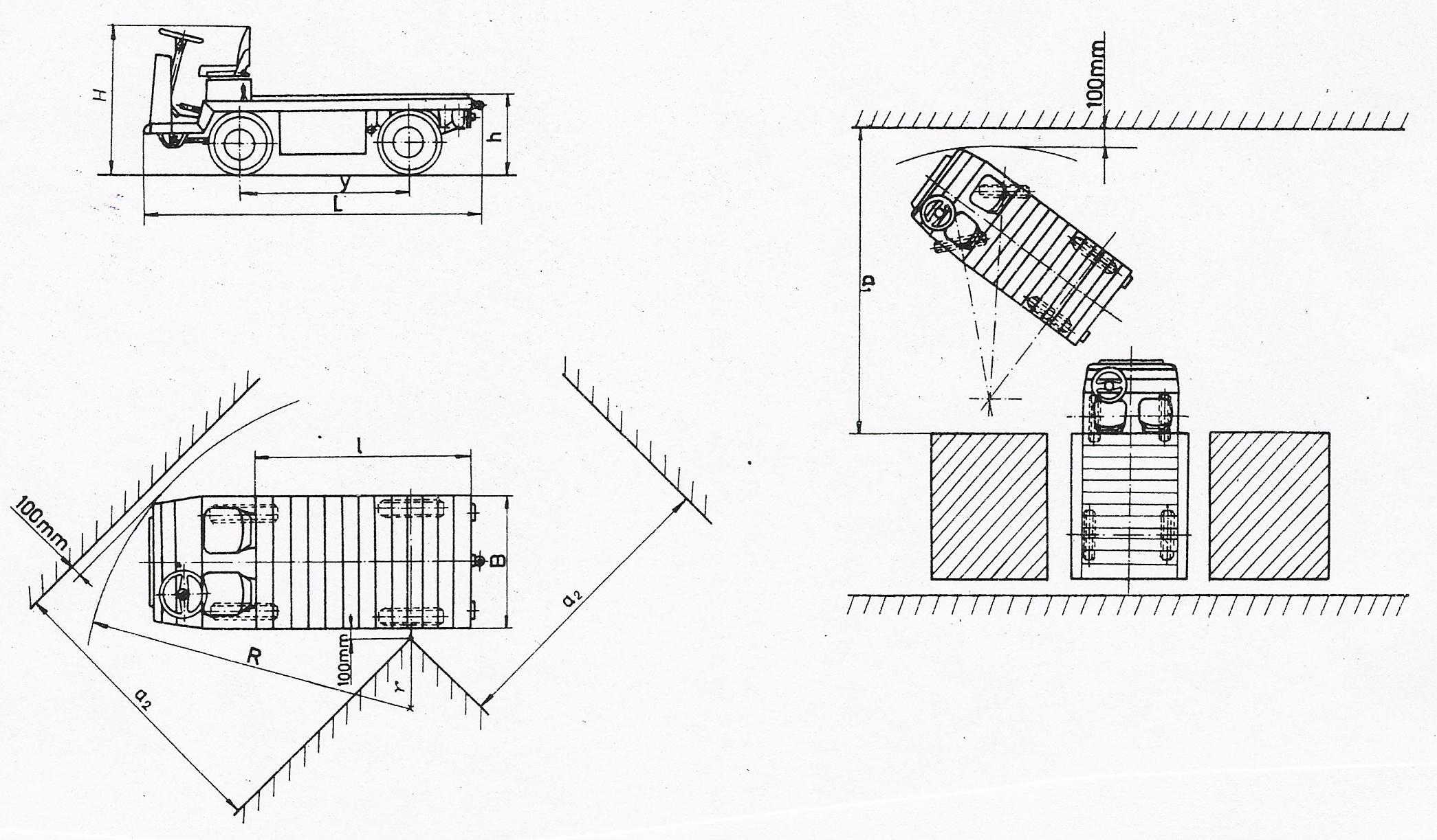 инструкция по эксплуатации электротележки